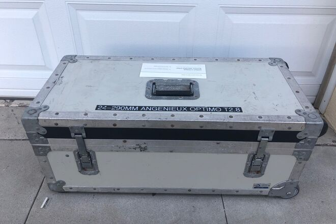 24-290mm Zoom Case