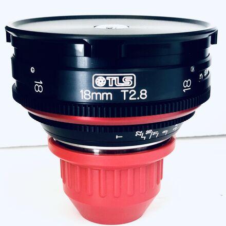 K35 Canon (18,24,35,55,85) 1.4 Super Speeds TLS set
