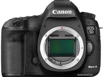 Rent: Canon 5D Mark III (Body)