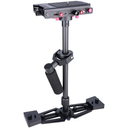 YELANGU Pro Handheld Carbon Fiber Camera Stabilizer for DSLR