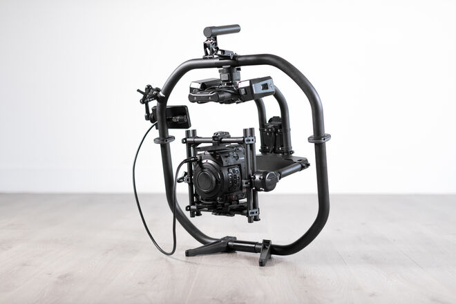 Canon EOS C200 Camera + FREEFLY MōVI Pro + 50mm Lens Bundle