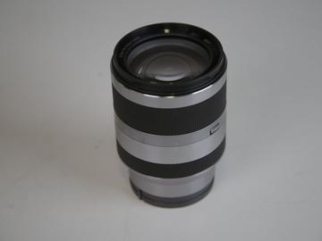Rent: Sony 18-200 lens