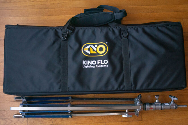 Kino Flo Select LED 30 DMX System Kit with Stand