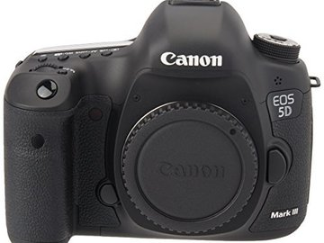 Rent: Canon EOS 5D Mark III / Canon EF 85mm & 50mm - Package