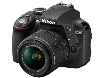 Rent: Nikon D3300 24.2 MP Digital SLR