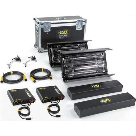 Kino Flo Interview DMX 2' 4 Bank Two light kit