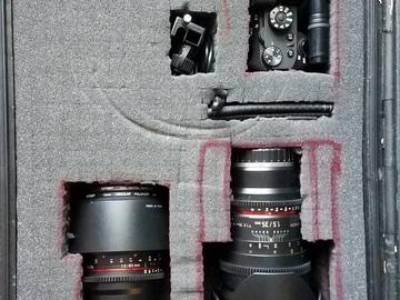 Rent: Sony A7s II Kit