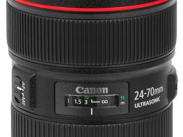 Rent: Canon 24-70mm Lens