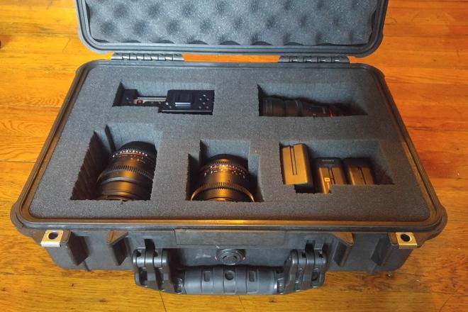 Full Blackmagic Pocket Cinema Camera Package