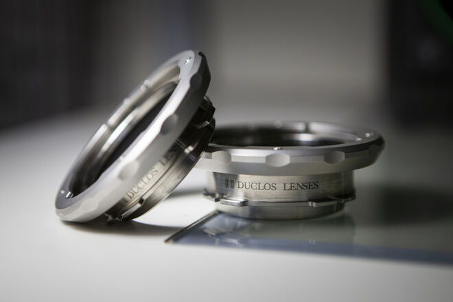 Duclos PL Mount Extension Tube Kit (15mm and 20mm)