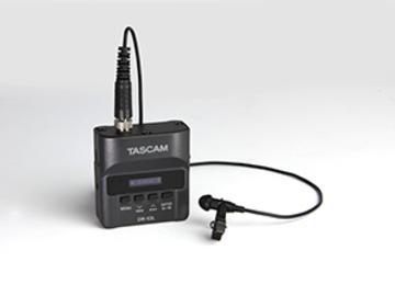 TASCAM DR-10L Lavalier Microphone