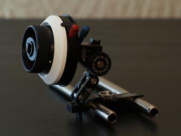 Rent: Arri MFF-1 Follow Focus w/ 15mm rods