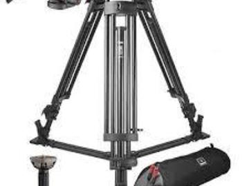 Rent: Manfrotto 525 Sticks with 503 Head