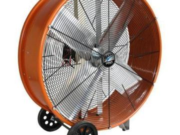 Rent: maxx air pro fan Industrial Heavy Duty 2-Speeds 42in