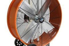 Rent: maxx air pro fan Industrial Heavy Duty 2-Speeds 42in