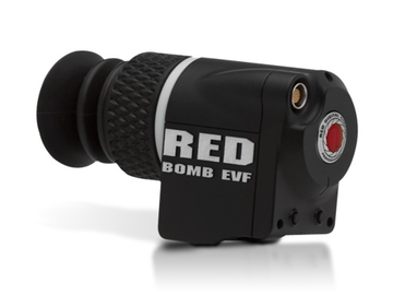 Rent: RED BOMB EVF WITH SPINNER MOUNT