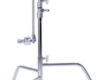 "Rent: 2x Matthews Hollywood Century ""C"" Pro Grip Arm Kit - 10.5'"