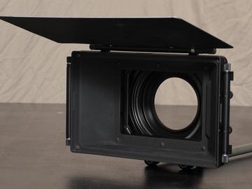 Rent: Arri MMB Matte Box w/ 4x5.650 Filter Frames
