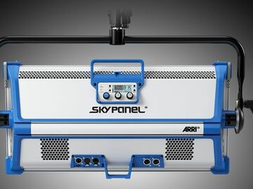 Rent: 3 point lighting Arri Skypanel kit w S60,S30 & L5