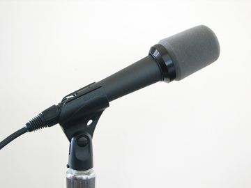 Rent: Shure SM57 Microphone with A2WS Windscreen