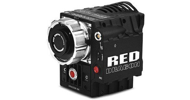 Red Epic Dragon 6k - Full package