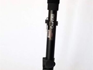 Rent: Benro A48FD 4-Stage Monopod  w/ Freedom360 Weights