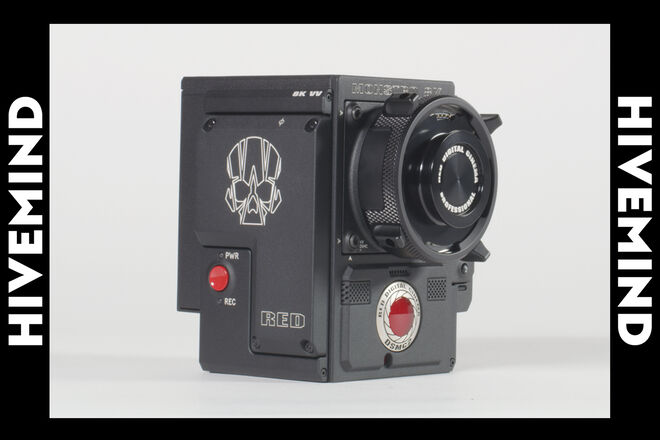 RED Monstro 8K VV (Brain)