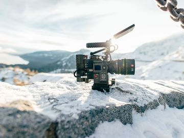 RED Weapon Helium 8K Production Package