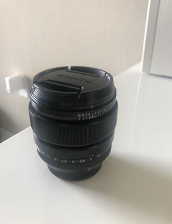 FUJINON XF 23mm f/1.4 R Lens
