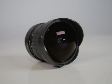 Rent: 6.5mm fish eye lens