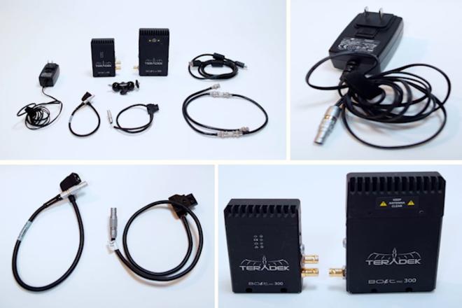 Teradek HDMI SDI Bolt 300 Pro Transmitter Receiver (1:1)
