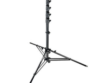 Rent: Manfrotto Super High Camera Stand - 269HDB-3U 24 feet