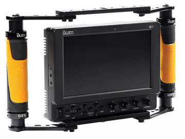 "Ikan 7""  DIY Wireless HDMI Director's Monitor with Handles"