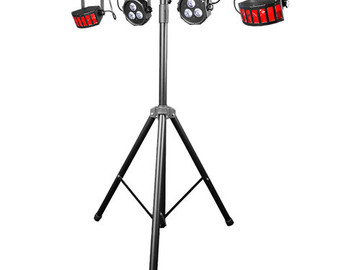 Rent: DJ Party Lighting Package