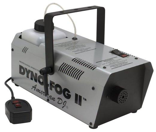 American DJ Fog Machine w/ Wired Remote