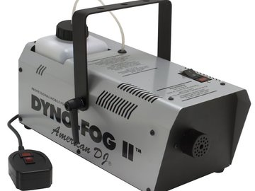 American DJ Fog Machine w/ Wired Remote