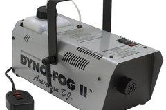 Rent: American DJ Fog Machine w/ Wired Remote