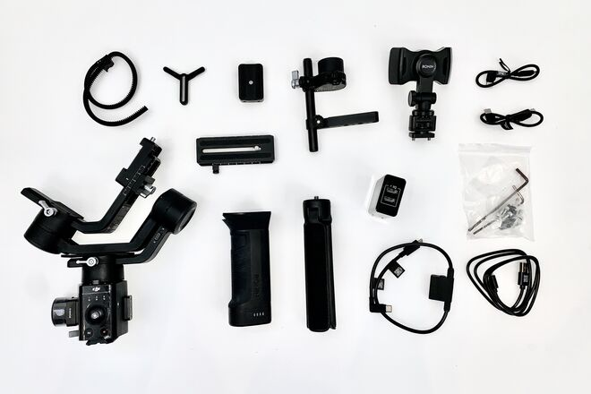 DJI Ronin-SC PRo w/ follow focus kit