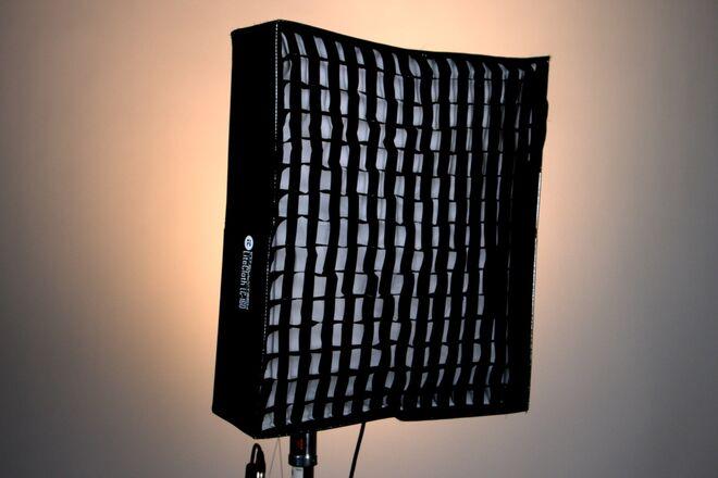 LiteCloth 2 x 2' Foldable Bicolor LED & Softbox (litemat)