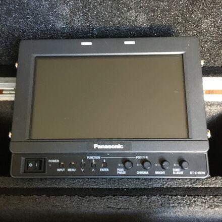 Panasonic BT-LH80W 16:9 HD/SD LCD Monitor