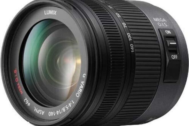 Panasonic Lumix G Vario 14 - 140mm f/4 - 5.8 Micro Four Thir