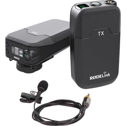 RODELink Wireless Lavalier Mic system