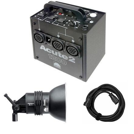 Profoto Acute 2 1200 w/ Acute Strobe Head Kit (1 of 2)