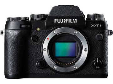Rent: Fujifilm xt1