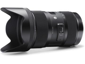 Rent: Sigma 18-35mm 1.8 EF