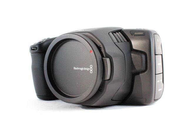 Blackmagic Design Pocket Cinema Camera 6K EF