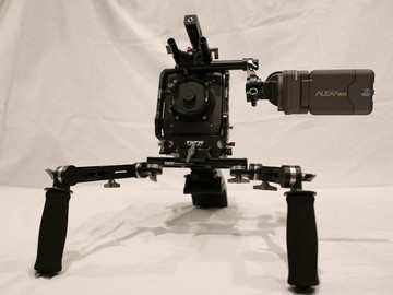 Rent: Alexa Mini 4:3 + Arriraw License