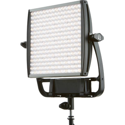 Litepanels Astra 4X 1x1 Bi-Color LED Panel with Softbox