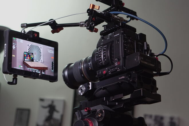 Canon C200B  Doc/Event kit