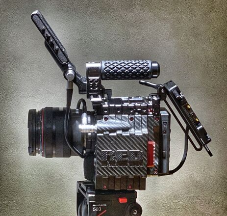 RED Epic Dragon 6K Camera Package - Carbon Fiber